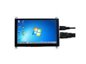 WAVESHARE 5 Inch HDMI LCD 800x480 Touch Screen for Raspberry Pi Supports Various Systems