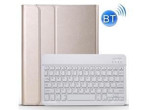 A11 Bluetooth 3.0 Ultra-thin ABS Detachable Bluetooth Keyboard Leather Case with Holder for iPad Pro 11 inch 2021