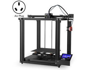 CREALITY Ender-5 Pro Silent Mainboard Double Y-axis DIY 3D Printer, Print Size : 22 x 22 x 30cm, AU Plug