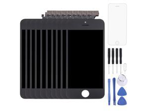 10 PCS LCD Screen and Digitizer Full Assembly with Frame for iPhone 5