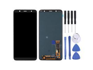 Original LCD Screen and Digitizer Full Assembly for Galaxy A6+ / A605