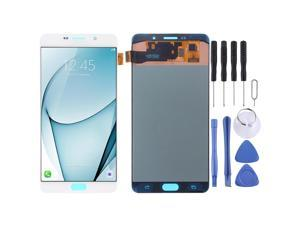 LCD Screen and Digitizer Full Assembly for Galaxy A9 Pro / A910F