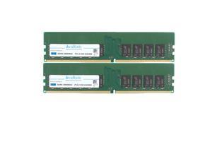 32GB 2x16GB DDR4-2666 PC4-21300 2Rx8 ECC Unbuffered EUDIMM Memory by Avarum RAM