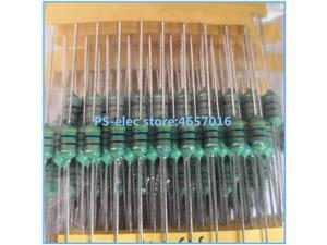 100PCS 0410 Inductor 100UH 120UH 150UH 180UH 220UH 270UH 330UH 390UH 470UH 560UH 680UH 820UH 1/2W Color circle Coils Inductor