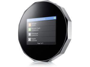 """SecuX V20 Crypto Hardware Wallet - Infineon CC EAL5+ Secure Element, Bluetooth, Cross-platform, 2.8"""" Color Touchscreen; BTC, BCH, ETH, LTC, XRP, BNB, XLM, TRX, DASH, DOGE, ERC-20/TRC-10/TRC-20 Tokens"""