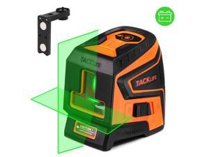 TACKLIFE SC-L01 PRO-Green Laser Level, Three Modules With 2 Laser Heads, Horizontal/Vertical/Cross Line, USB Rechargeable, Self Leveling, And Pulse Mode