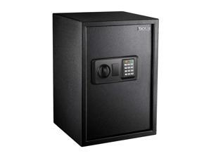 TACKLIFE 50SA-Home Safe Large Electronic Digital Safe 1.8 Cubic Feet with Instruction Light for Money Safe Cash Jewelry Passport Gun Security
