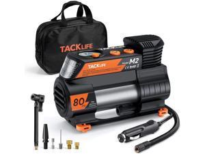 TACKLIFE M2 12V DC Digital Auto Tire Inflator