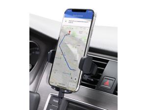 AUKEY HD-C48 Phone Mount, Air Vent Cell Phone Holder, Compatible with iPhone XS / XS Max, Google Pixel 3 XL, Samsung Galaxy S9+, and Other Phones-Black