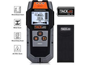 TACKLIFE DMS03 4 in 1 Center Finding Electronic Wall Detector Finders - DMS03
