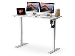 TACKLIFE HOD1A Electric Standing Desk, 52 x 28 Inches Whole Piece Desktop, Quick Assembly, Ultra-Quiet Adjustment, Stand Up Desk  HOD1A