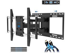 """Mounting Dream Full Motion TV Wall Mount for 42-70"""" TVs Sliding TV Mount"""
