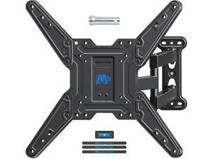 """Mounting Dream Full Motion TV Wall Mount for 26""""-55"""" TVs Strong Articulating TV Bracket"""