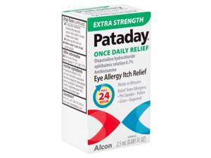 Pataday Extra Strength Once Daily Relief Liquid, For Ages 2 and Older, 0.085 fl oz