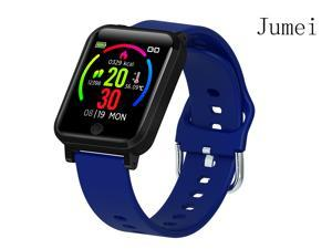 Smart Watch Intelligent Bluetooth Bracelet,Temperature Heart Rate Sleep Monitor,Waterproof Thermometer Wristband,Sports and Fitness Pedometer,for Men,Women,Children,the Elderly