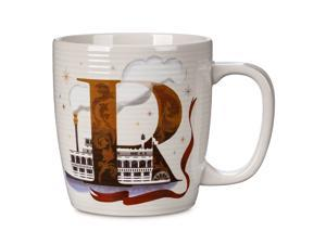 Disney Parks ABC Letters R is for Riverboats Ceramic Coffee Mug New