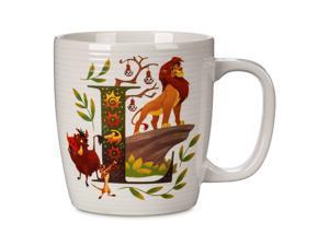 Disney Parks ABC Letters L is for Festival of the Lion King Coffee Mug New