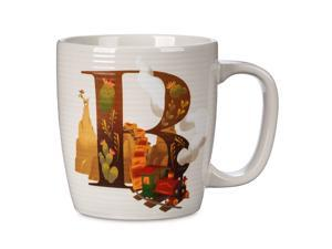 Disney Parks ABC Letters B is for Big Thunder Mountain Railroad Coffee Mug New