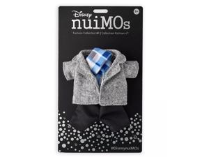 Disney NuiMOs Collection Outfit Woven Coat Pants and Scarf Set New with Card