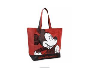 Disney Parks Walt Disney World Mickey Mouse Sketch Tote New with Tag