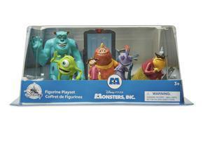 Disney Monsters, Inc Figure 6 pcs Play Set New with Box