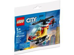 Lego 30566 City Fire Helicopter New with Polybag
