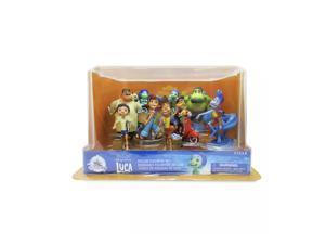 Disney Pixar Luca Deluxe Figurine Play Set New with Box