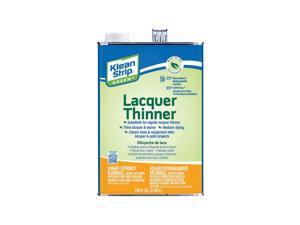 Klean Strip  Lacquer Thinner  128 oz. - Case Of: 4;