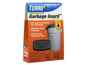 TERRO Garbage Guard Pod Insect Killer - Case Of: 1; Each Pack Qty: 8