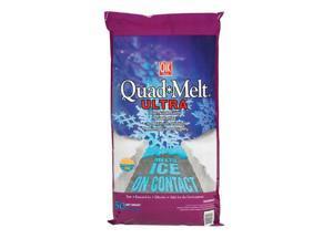 Qik Joe Quad Melt Blended Ice Melt 50 lb. Granule - Case Of: 1