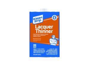 Klean Strip  Lacquer Thinner  1 qt. - Case Of: 6;