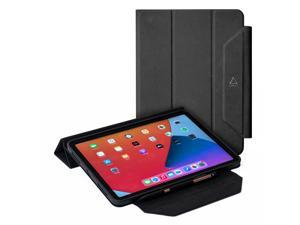 Adonit iPad Case Perfect for iPad 7th / 8th gen 10.2inch Multi-Angle Viewing Stand Protective Folio with Stylus Holder