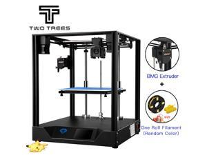 """Twotrees 3D Printer FDM CORE XY Sappheiros Pro V1 Printer Extruder and Suspended Filament Rack Corexy With MKS Robin Nano 3.5 Inch Touch Screen TMC2208 8.66""""(L)X8.66""""(W)X8.66""""(H) Printing Size"""
