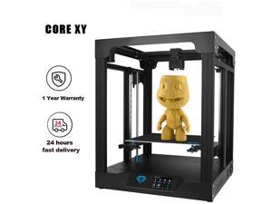 """Twotrees 3D Printer FDM Sappheiros Plus V1.1 CoreXY MKS TMC2225 Kits 3.5 Inch Touch Screen Extruder and Suspended Filament Rack + free Test PLA Filament 11.81""""(L)X11.81""""(W)X13.78""""(H) Printing Size"""