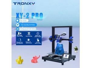 Tronxy 255X255X260MM XY-2 Pro 24V Quick Install 3d-printer 3.5inch Full Color Touch Screen