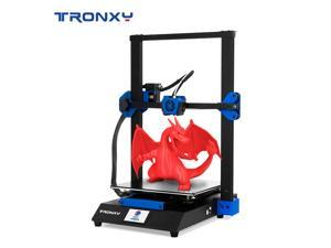 TRONXY XY-3 Pro DIY 3D printer kit 300x300x400mm with 24V power supply / titanium extruder / silent motherboard 2225 driver chip / large printing area for filament detection