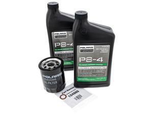 Polaris Genuine OEM PS-4 Oil Change Kit For Sportsman RZR Ranger Twin 570 600 700 800 ATV UTV 2202166