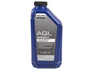 Polaris Genuine OEM 1 Quart AGL Full Synthetic Gearcase Lubricant Transmission Fluid For ACE Ranger RZR Sportsman 2878068