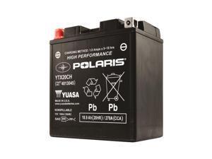 Polaris 4013045 Sealed Non-Spill Battery OEM Indy Rush Pro RMK Switchback Titan