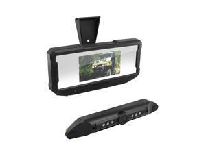 Rear View Mirror and Camera Monitor 715004905 Can-Am Defender Maverick X3 MAX