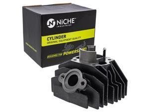 NICHE 80cc Engine Cylinder for 1983-2006 Yamaha Big Wheel BW80 PW80 18E-11311-00-00