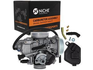 NICHE Carburetor Assembly For Honda 1988-2006 Four Trax Rancher 350 TRX300 TRX350FE 16100-HN5-M41