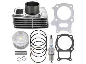 NICHE Cylinder Piston Gasket Kit for Honda Recon TRX250 Sportrax TRX250EX