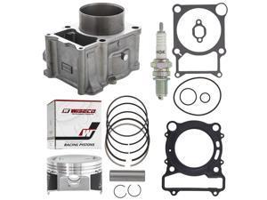 NICHE Cylinder Wiseco Piston Gasket Kit For Honda 1998-2004 Foreman TRX450