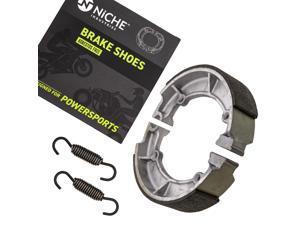 NICHE Brake Shoe for Kawasaki Vulcan 800 750 500 Eliminator 600 454 LTD 41048-1070 Rear