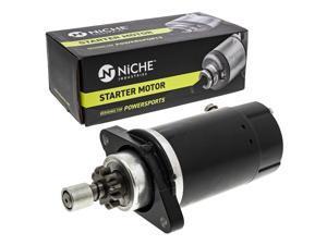 NICHE Starter Motor For Yamaha 6G8-81800-11 Marine Outboard Watercraft
