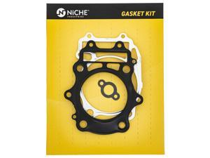 NICHE Gasket Kit for Suzuki 11141-38F00 11241-38F00 Eiger King Quad 400 LT-F400 LT-A400