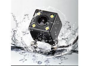 5 Pin Car Rear View Camera Parking Camera Night Sight Waterproof With 4 Led Lamp