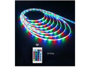 5M LED Strip Lights 2835 RGB  Bar Light Kit 12V White TV Backlight Lamp