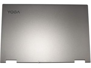 NEW Silver for Yoga 730-15IKB Lcd Back Cover Rear Lid Top Case 5CB0Q96419